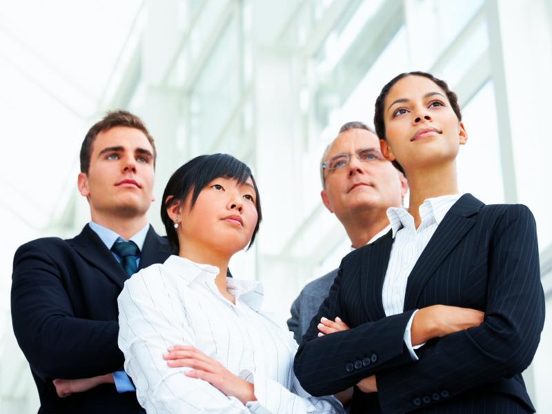 我们致力于成为企业与人才之间的纽带